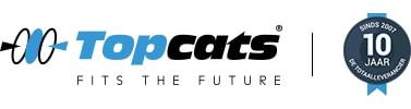 Roetfilter Reiniging van Topcats Logo